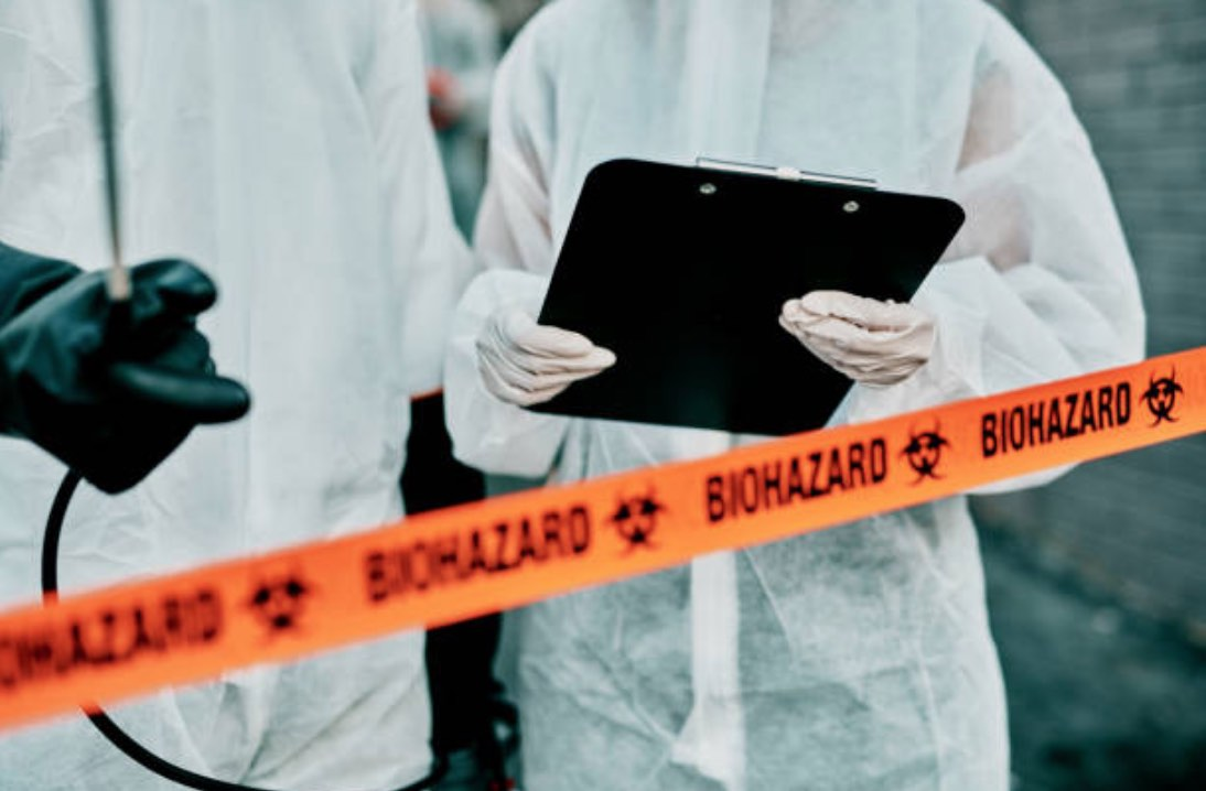 biohazard crime scene cleaners uk